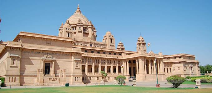 Taj Hotel Umaid Bhawan Palace