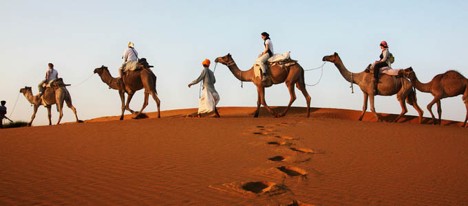 Thar Desert Trails Oyo Tour Package