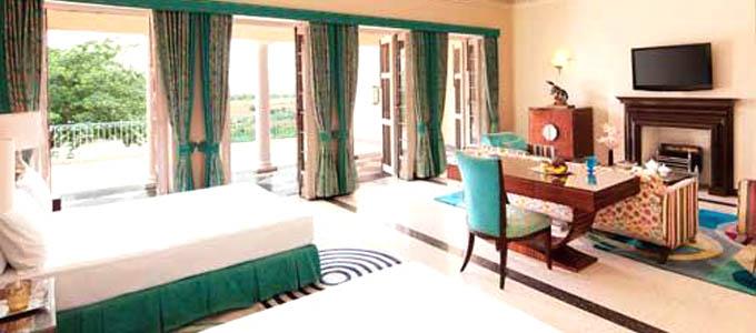 The Gateway Hotel Ramgarh Lodge