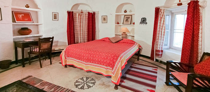 2 Nights Luxurious Package at The Hill Fort in Kesroli