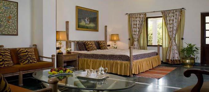 Vivanta By Taj Hotel Sawai Madhopur Lodge