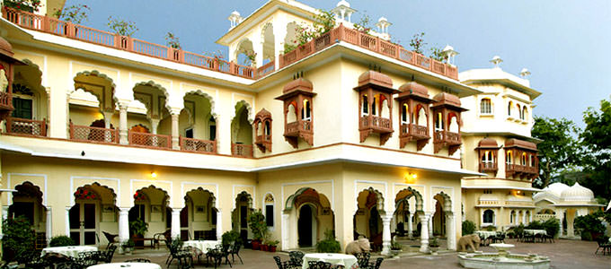 Hotel Alsisar Haveli, Jaipur