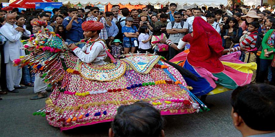 kachhi ghodi rajasthani folk dance