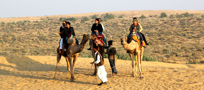 OYO Desert Cities of Rajasthan