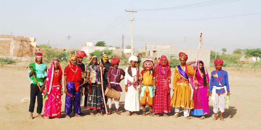 Gawari Dance