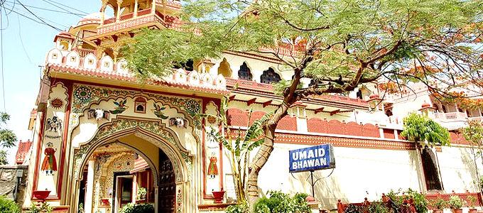 Hotel Umaid Bhawan Jaipur