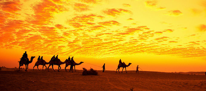 Special Desert Festival Tour Package