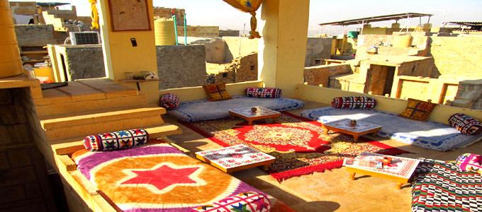 Restaurant in jaisalmer