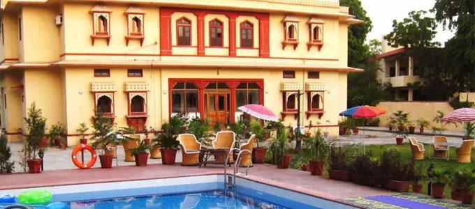 Devi Niketan Heritage Hotel, Jaipur