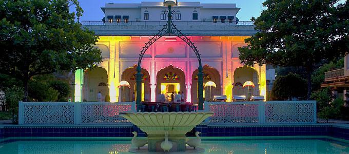 Diggi Palace, Jaipur