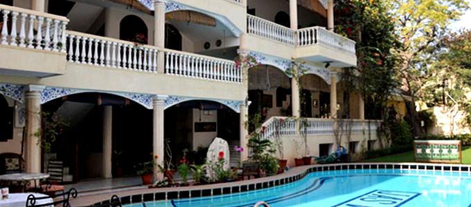 Hotel Jas Vilas Jaipur