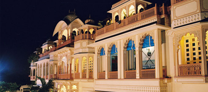 Hotel Shahpura House in Jaipur