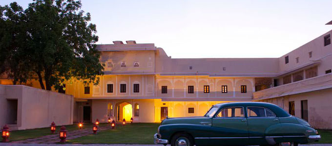 Royal Heritage Haveli Jaipur