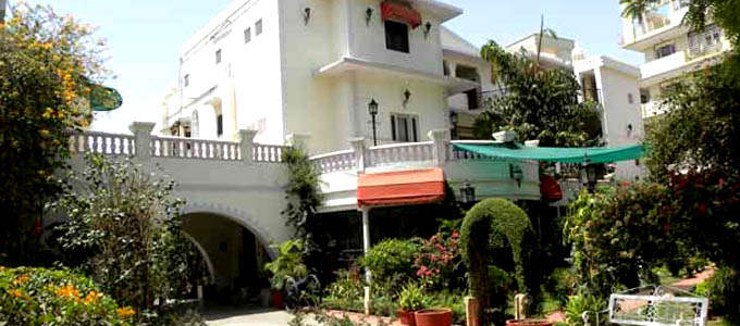 Sugan Niwas Palace, Jaipur