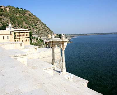 Rajasmand Lake