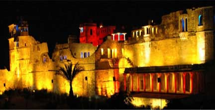 Chittaurgarh Sound and Light Show