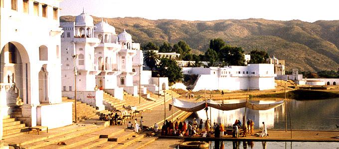 Pushkar Lake, Ajmer