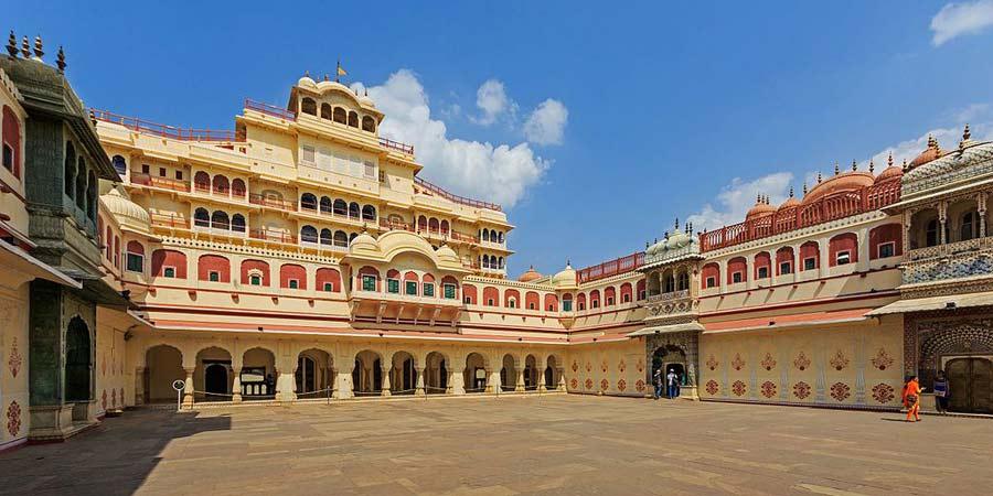 Chandra mahal city palace jaipur history