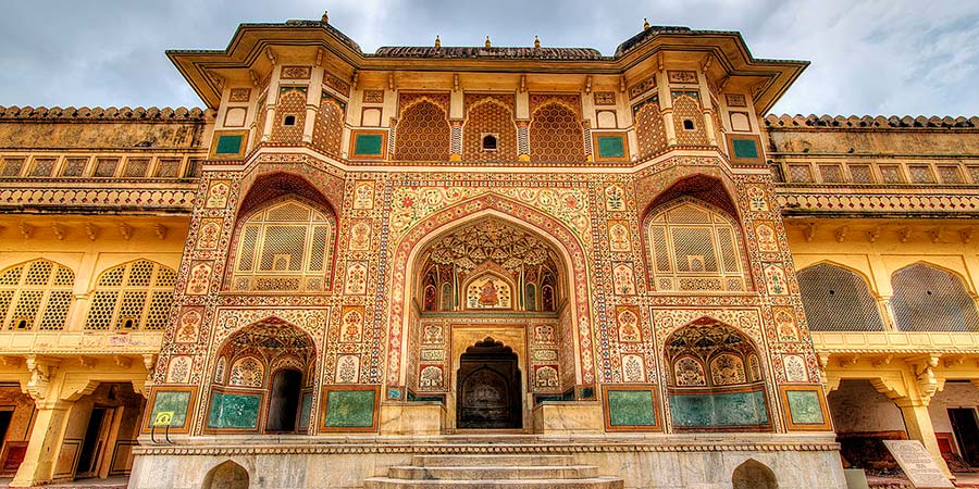 Ganesh Pol Amber Fort