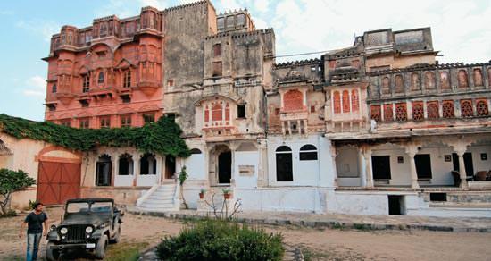 Ghanerao Castle, Pali