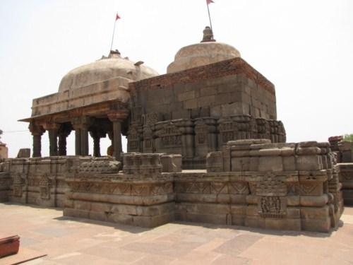Harsha Mata Temple, Abhaneri