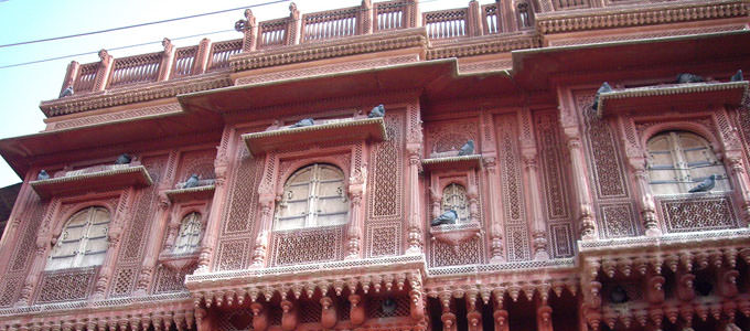 Haveli in Phalodi