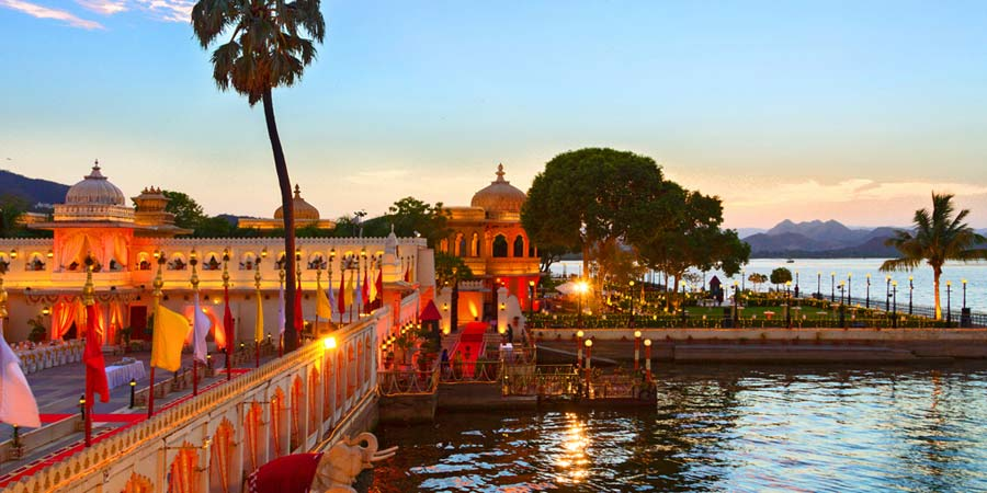 best places in rajasthan - jag mandir island palace
