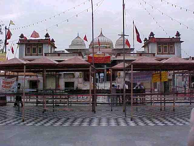 Kaila Devi Temple, Karauli