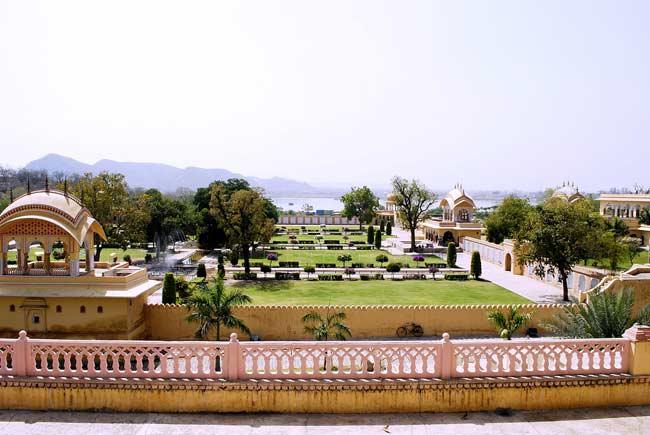 Kanak Vrindawan, Jaipur