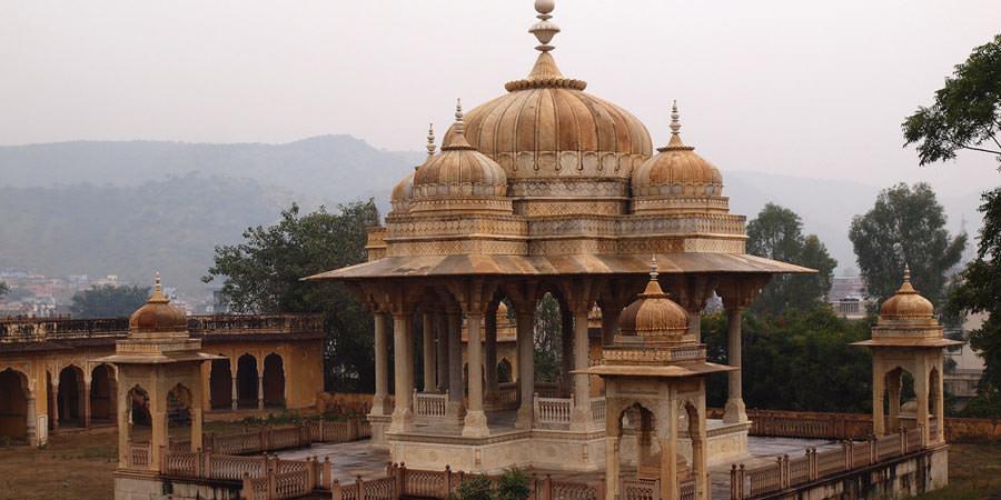 Maharani ki Chhatri Jaipur