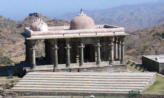 Neelkanth Mahadeo Temple, Kumbhalgarh