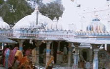 Nimbo Ka Nath Mahadev Temple