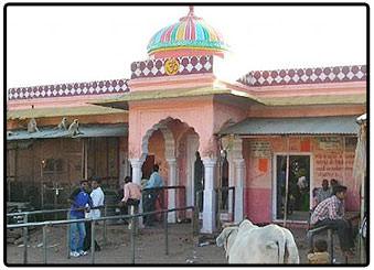Raj Ranchhodji Temple, Jodhpur