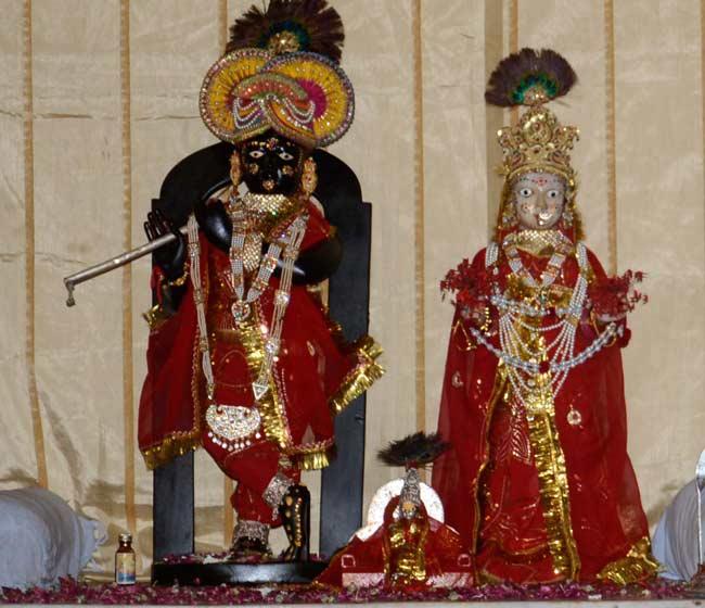 Rasik Bihari Temple, Jodhpur