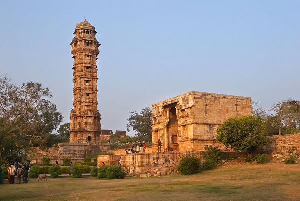 Vijaya Stambh, Chittorgarh
