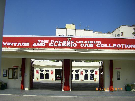 Vintage Collecton of Classic Car, Udaipur