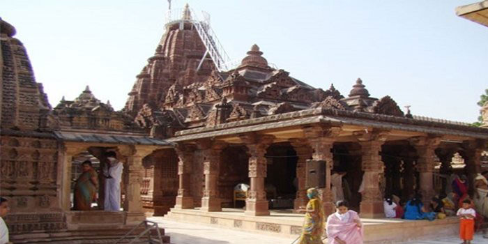 Udai Mandir in Jodhpur