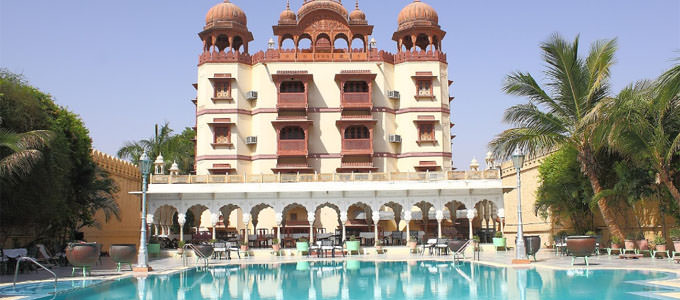 Hotel Jagat Palace Pushkar