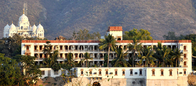 Hotel Pushkar Palace
