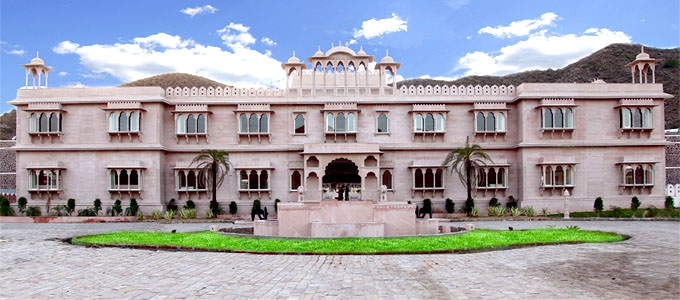 New Year Package at Rajasthan Luxury Hotel
