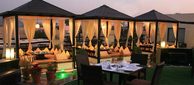 Hotel  Ambassador Ambrosia Restaurant
