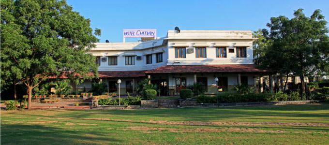 Hotel Chitvan, Ajmer