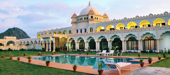 Hotel Gulaab Niwaas Palace Pushkar
