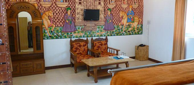 Hotel Kishan Palace, Pushkar