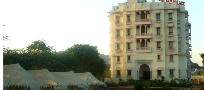 Hotel Satyam Palace Pushkar