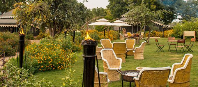 Orchard Resort Pushkar