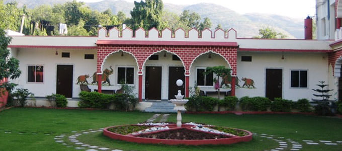 The Third Eye Hotel Pushkar