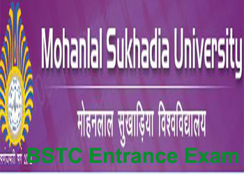 BSTC Entrance Exam