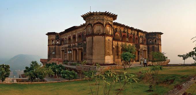 Tijara Fort Palace Alwar