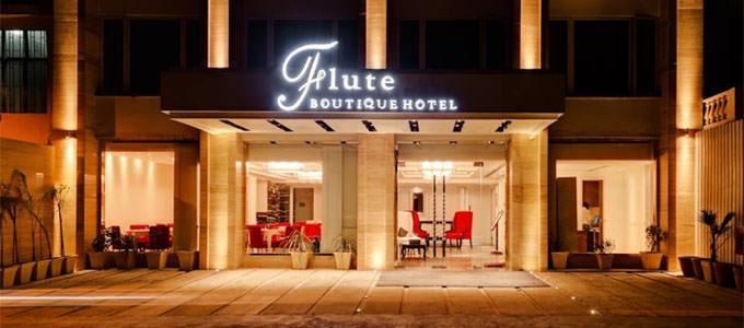 Flute Boutique Hotel jaipur